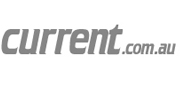 Current.com.au's logo