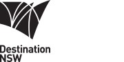 Destination NSW's logo