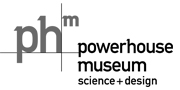 Powerhouse Museum's logo