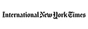 International New York Times's logo