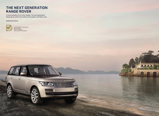 Range rover - website ready