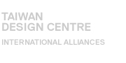 Taiwan Design Centre's logo